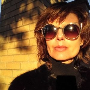 Foster Grant Niki Cat Eye Sunglasses
